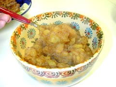 Photo of Applesauce recipe