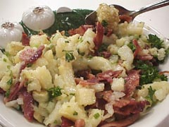 Photo of Austrian Warm Potato Salad recipe
