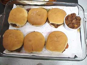 Photo of Barbecue Beef Sandwiches recipe