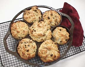 Photo of Sage and Raisin Biscuits recipe