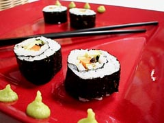 Photo of Sushi aka California Rolls recipe