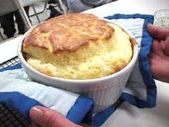 Photo of Cheese Soufflé recipe