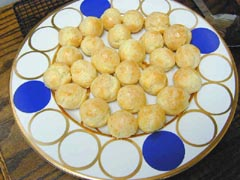 Photo of Cheese Puffs recipe
