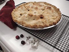 Photo of Cranberry Fruit Pie recipe