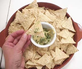 Photo of Garlic Cheese Nachos recipe