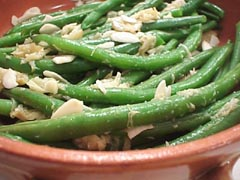 Photo of Green Beans with Roasted Garlic Butter recipe