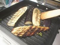 Photo of Grilled Zucchini with Marjoram recipe