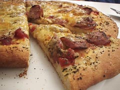 Photo of Quick and Really Good Pizza recipe