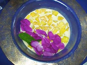 Photo of Chilled Mango Dessert recipe