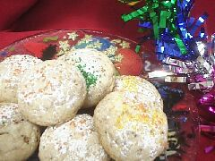 Photo of Mexican Celebration Cookies recipe