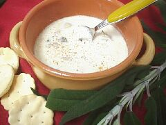 Photo of Oyster Chowder with Clams recipe