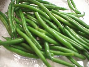 Photo of Green Beans and Sesame Seeds recipe