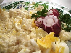 Photo of Potato Salad with Mayonnaise recipe