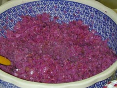 Photo of Red Cabbage and German Sausages recipe