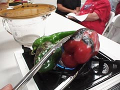 Photo of Roasting Peppers recipe