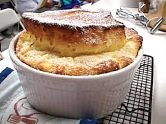 Photo of Souffle au Grand Marnier recipe