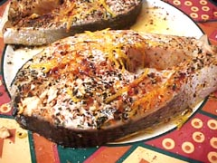 Photo of Salmon Steak of The Day recipe