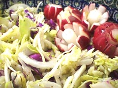 Photo of Sweet and Sour Corn and Cabbage Slaw recipe
