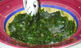 Photo of Sicilian Spinach recipe