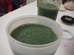 Photo of Spirulina Hemp Seed Smoothie recipe