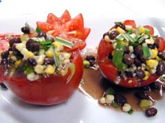 Photo of Stuffed Tomato Salad recipe