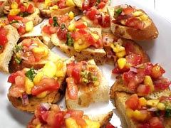 Photo of Summer Bruschetta recipe