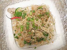 Photo of Rice Noodle Salad with Ginger recipe