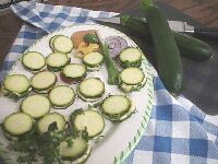 Photo of Zucchini Sandwiches recipe